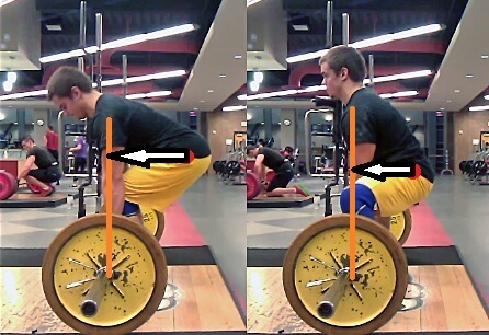 Image source: http://www.powerliftingtowin.com/powerlifting-technique-deadlift-form/ I'm not intentionally picking on Izzy here. Other than this one issue, the article it came from was very good overall. This was just the best picture I could find to illustrate this point.