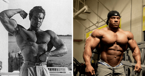 How Much More Muscle Can You Build With Steroids?