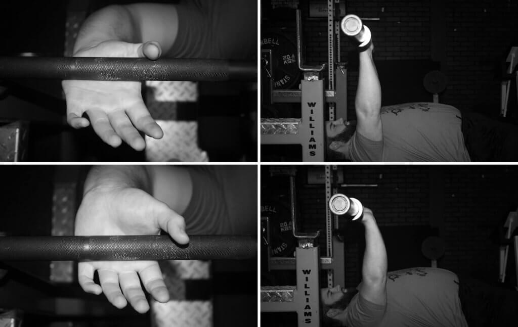 Grip/Wrists Bench